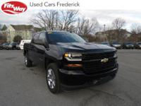 2018 dark ash Chevrolet Silverado 1500 6-Speed