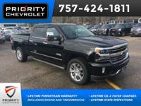2018 Chevrolet High Country Silverado 1500 Black