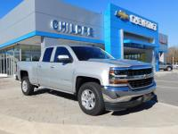 This Silverado is equipped with Remote Keyless Entry,