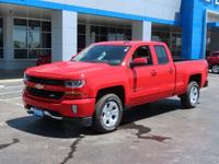 Alloy Wheels, Bluetooth, Silverado 1500 LT LT2, 4D