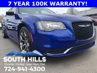 2018 Chrysler 300 Touring CHRYSLER FACTORY CERTIFIED,
