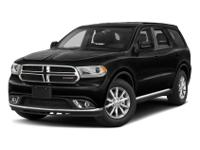White Knuckle Clearcoat 2018 Dodge Durango SRT AWD