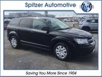 2018 Dodge Journey SE Pitch Black Clearcoat BACKUP