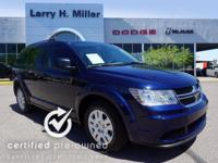 EPA 25 MPG Hwy/19 MPG City! Contusion Blue Pearl Coat