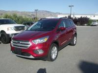 2018 Ford Escape SE 4WD.Priced below KBB Fair Purchase