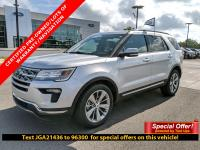 *2018 FORD EXPLORER LIMITED CPO*As reported by NHTSA: 5