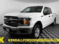 This 2018 Ford F-150 XL is proudly offered by Kendall