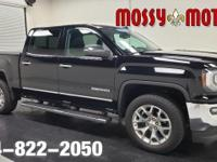 Contact Mossy Motors, LLC. today for information on