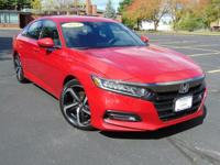 This Honda Accord Sport is a great pre-owned car. Clean