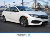 Honda Certified, Excellent Condition, CARFAX 1-Owner,