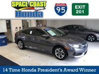 Brevard counties only 15 time Honda President Award