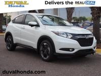 Certified. Recent Arrival! This 2018 Honda HR-V EX in