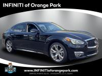 Used CERTIFIED PRE OWNED 2018 INFINITI Q70L 3.7. **