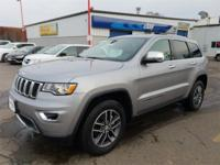 2018 Jeep Grand Cherokee Limited CARFAX One-Owner.