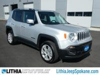 Jeep Certified, CARFAX 1-Owner, LOW MILES - 5,084!