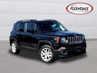 CARFAX One-Owner. Clean CARFAX. Black 2018 Jeep