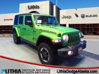 $2,400 below NADA Retail! Jeep Certified, CARFAX