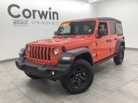Corwin Chrysler Dodge Jeep Ram Fiat is pleased to offer