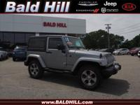 Recent Arrival! Jeep Certified *, One Owner *, Clean