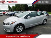 - - - 2018 Kia Forte LX Auto - - -  4 Wheel Disc