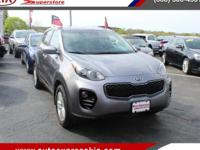 - - - 2018 Kia Sportage LX AWD - - -  4 Wheel Disc