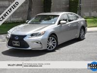 L/CERTIFIED, Navigation System, Premium Package, Lexus