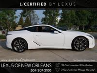 CARFAX 1-Owner... LOW MILES - 2,968! L/ Certified.