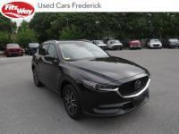 2018 Jet Black Mazda CX-5 6-Speed Automatic One Owner