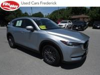 2018 Sonic Silver Metallic Mazda CX-5 6-Speed Automatic