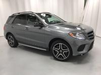 Certified. 2018 Mercedes-Benz GLE GLE 350 4MATIC 3.5L