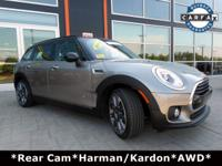 **MINI CERTIFIED** LOW MILES & ALL-WHEEL DRIVE! Clean