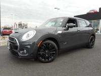 **MINI CERTIFIED** SUPER LOW MILES & FULLY LOADED!