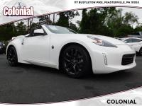 Check out this Used 2018 Nissan 370Z Roadster which is