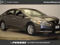 PRE-CERTIFIED, Altima 2.5 S, 4D Sedan, Deep Blue