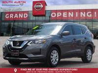 This 2018 Nissan Rogue S is proudly offered by South