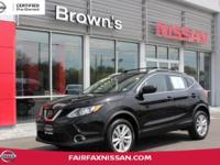 2018 NISSAN ROGUE SPORT SV ** CERTIFIED PRE-OWNED ** 7