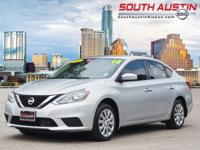 Check out this gently-used 2018 Nissan Sentra we