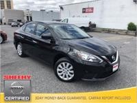 CLEAN CARFAX! ONE OWNER!, MP3!, NISSAN FACTORY