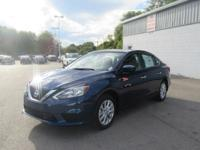 CarFax One Owner! This Nissan Sentra is CERTIFIED! Low