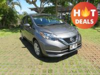 2018 Nissan Versa Note S FWD CVT with Xtronic 1.6L