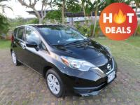 2018 Nissan Versa Note SV FWD CVT with Xtronic 1.6L