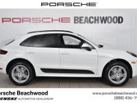 2018 Porsche Macan ABS brakes, Alloy wheels, DVD-Audio,