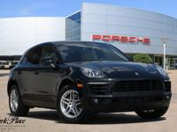 *Vehicle under Porsche certified factory warranty for 2