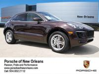 "ORIGINAL MSRP $70,430, 3.0L TWIN TURBO V6, 19"" MACAN"