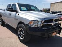 CARFAX 1-Owner, Ram Certified, GREAT MILES 15,591! JUST