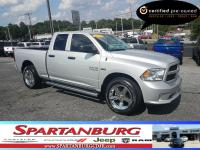 CERTIFIED, LOW MILES, EXPRESS PKG, 5.7L HEMI, RUNNING