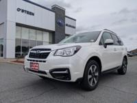 This outstanding example of a 2018 Subaru Forester