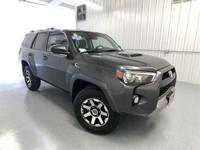Magnetic Gray Metallic 2018 Toyota 4Runner TRD Off-Road