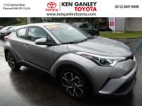 2018 Toyota C-HR XLE Premium CARFAX One-Owner. Clean