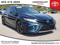 This Toyota Camry is Certified Preowned! CARFAX